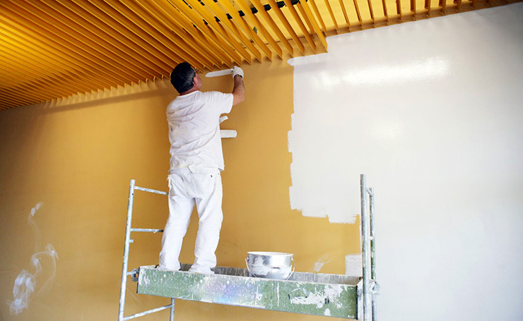 Bow Home Services | Commercial Painting
