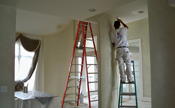 Bow Home Services | Residential Painting